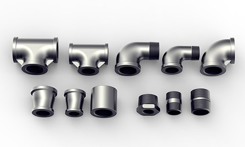 An image of Assorted Stainless Steel Fittings