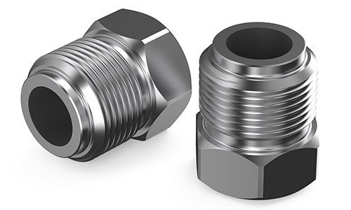 An image of Stainless Steel Fittings