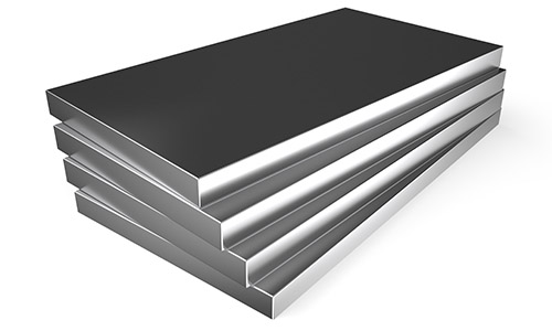 An image of rectangle stainless steel sections at Steelmor
