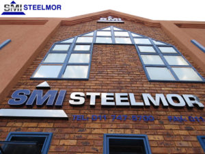 An image of the Steelmor Office Building
